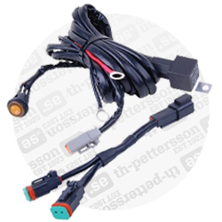 OFF ROAD LIGHT CABLES