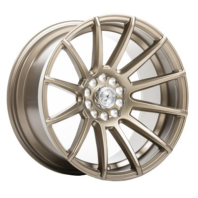59° North Wheels D-005  9,5x17 5x108/5x112 ET15 CB 73,1 Wheel Matte Bronze in the group WHEELS / RIMS / BRANDS / 59° North Wheels at TH Pettersson AB (206-0051795108112)