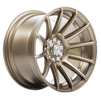 59° North Wheels D-005  10,5x18 5x108/5x112 ET15 CB 73,1 Wheel Matte Bronze in the group WHEELS / RIMS / BRANDS / 59° North Wheels at TH Pettersson AB (206-005181055108112)