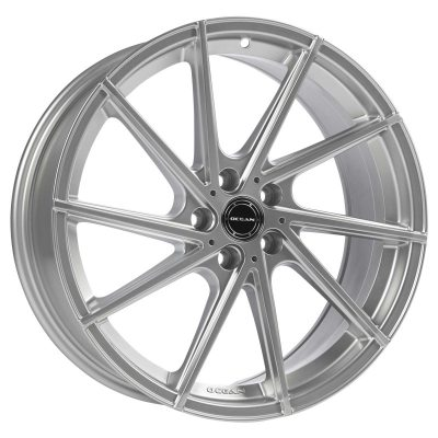 Ocean Wheels OC-01 Silver 9,5x19 5x112 ET35 72,6 in the group WHEELS / RIMS / BRANDS / OCEAN WHEELS at TH Pettersson AB (209-OC1101015)