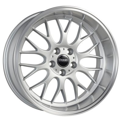 Ocean Wheels Super DTM Silver 8,5x18 5x108 ET6 65,1 in the group WHEELS / RIMS / BRANDS / OCEAN WHEELS at TH Pettersson AB (209-OSD694101)