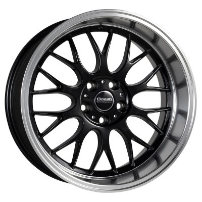 Ocean Wheels Super DTM Black Polished 8,5x18 5x108 ET6 65,1 in the group WHEELS / RIMS / BRANDS / OCEAN WHEELS at TH Pettersson AB (209-OSD694101BP)