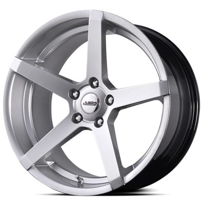 ABS Wheels ABS355 8,5x20 ET 35 Silver in the group WHEELS / RIMS / BRANDS / ABS WHEELS at TH Pettersson AB (213-ABS-ABS355-0005)