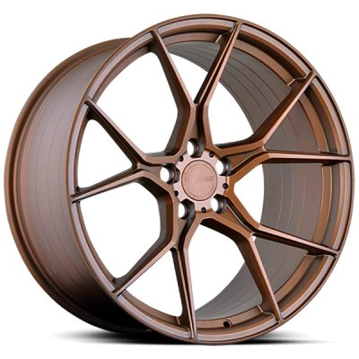 ABS Wheels F18 8,5x19 ET 38 Bronze in the group WHEELS / RIMS / BRANDS / ABS WHEELS at TH Pettersson AB (213-ABS-F18-0001)