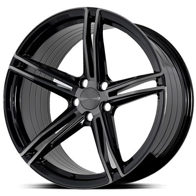ABS Wheels F30 9,5x19 ET 35 Dark Tint in the group WHEELS / RIMS / BRANDS / ABS WHEELS at TH Pettersson AB (213-ABS-F30-0004)