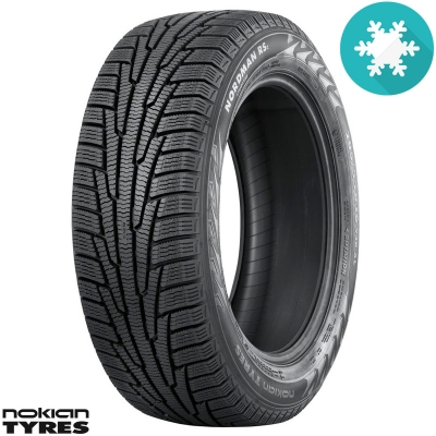 155/65R14 Nokian Nordman RS2 in the group TIRES / WINTER TIRES at TH Pettersson AB (214-T429907)