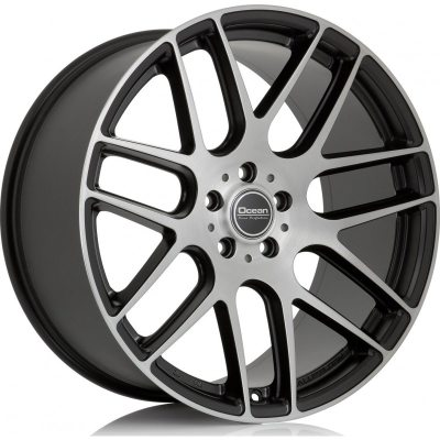 Ocean Wheels Caribien 10,0x22 5x120 ET45 76,0 in the group WHEELS & TIRES / WHEELS / RIMS / BRANDS / OCEAN WHEELS at TH Pettersson AB (OC594038MBBF)