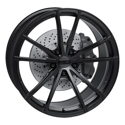 OZ Zeus M.Blk 10x20 5x110 E34 C65,1 in the group WHEELS / RIMS / BRANDS / OZ RACING at TH Pettersson AB (SPF-32620100500011034651)