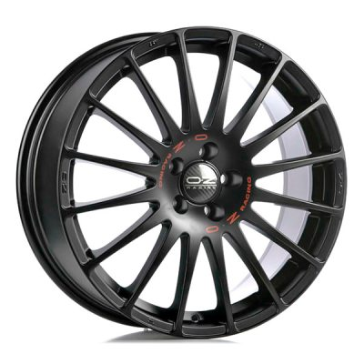 OZ Superturismo Black 7x18 4x108 E20 C65,1 in the group WHEELS / RIMS / BRANDS / OZ RACING at TH Pettersson AB (SPF-34818070400010820651)