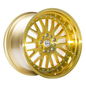59° North Wheels D-003  11x18 5x114/5x120 ET15 CB 73,1 Splitstyle Wheel Hyper gold