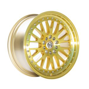 59° North Wheels D-003  8,5x18 5x114/5x120 ET35 CB 73,1 Splitstyle Wheel Hyper gold