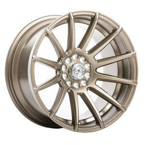 59° North Wheels D-005  9,5x17 5x108/5x112 ET15 CB 73,1 Wheel Matte Bronze