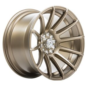 59° North Wheels D-005  10,5x18 5x108/5x112 ET15 CB 73,1 Wheel Matte Bronze
