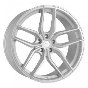 Ocean Wheels ND-Performance FF1 8,5x20 5x120 ET35 72,6 Silver Mat