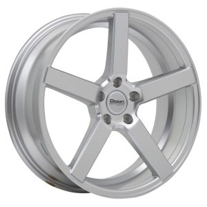 Ocean Wheels Cruise Silver 10,0x19 5x112 ET35 72,6