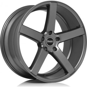 Ocean Wheels Cruise Antracit 10,0x22 5x112 ET50 72,6