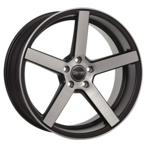 Ocean Wheels Cruise Concave Black Polished 8,5x19 5x120 ET35 72,6