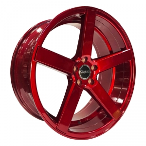 Ocean Wheels Cruise Concave Candy Red 9,0x20 5x108 ET40 72,6