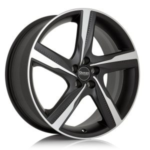 Ocean Wheels Orkan Black Polished 9,0x22 5x108 ET50 67,1