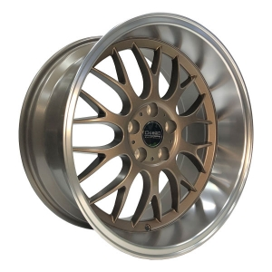 Ocean Wheels Super DTM Bronze 8,5x18 5x108 ET6 65,1