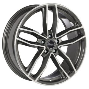 Ocean Wheels Trend Antracit Polished 8,0x18 5x112 ET35 66,5