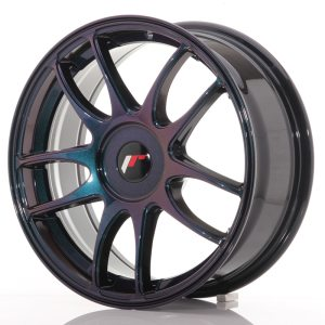 Japan Racing JR29 17x7 ET20-40 BLANK Magic Purple