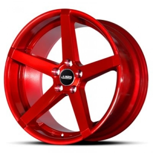 ABS Wheels ABS355 8x18 ET 38 Candy Red