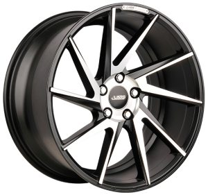 ABS Wheels ABS388 Left 9,5x19 ET 40 Black