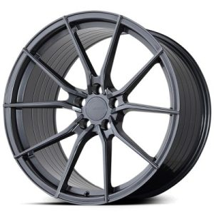ABS Wheels F15 8,5x20 ET 38 Graphite