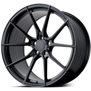 ABS Wheels F15 8,5x19 ET 38 Black