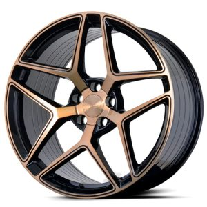 ABS Wheels F16 8,5x20 ET 38 Bronze Tint