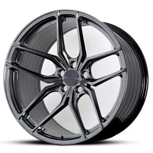 ABS Wheels F17 8,5x20 ET 35 Hyper Black