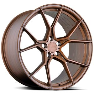 ABS Wheels F18 9,5x19 ET 42 Bronze