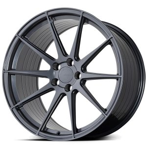 ABS Wheels F22 10x20 ET 40 Graphite