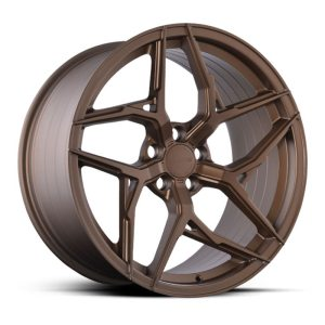 ABS Wheels F33 Right 8,5x20 ET35 Bronze