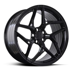 ABS Wheels F33 Left 8,5x20 ET35 Black