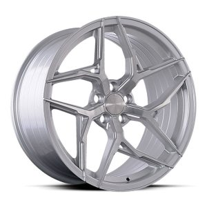 ABS Wheels F33 Right 8,5x20 ET35 Silver