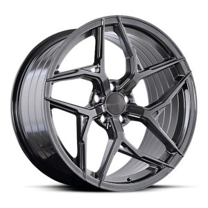 ABS Wheels F33 Right 8,5x20 ET35 Hyper Black