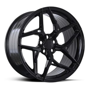 ABS Wheels F33 Right 10x20 ET38 Black