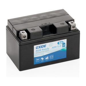 Motorcycle battery 4914 EXIDE MC AGM 12-8 9Ah 145A(EN)