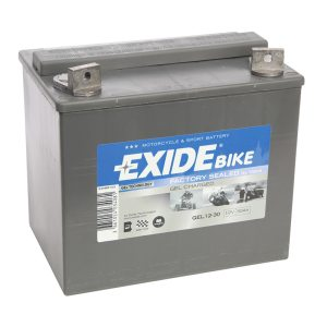 Motorcycle battery 80030 EXIDE MC GEL12-30 30Ah 180A(EN)