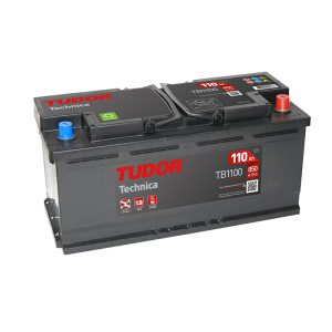 Starting Battery TB1100 TUDOR EXIDE TECHNICA 110Ah 850A(EN)