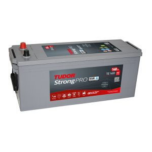 Starting Battery TE1403 TUDOR EXIDE STRONGPRO 140Ah 800A(EN)