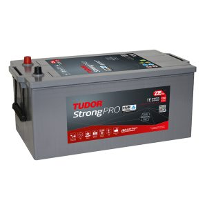Starting Battery TE2353 TUDOR EXIDE STRONGPRO 235Ah 1200A(EN)
