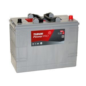 Starting Battery TF1420 TUDOR EXIDE POWERPRO 142Ah 850A(EN)