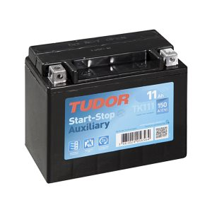 Backup-battery TK111 TUDOR EXIDE START-STOP AUXILIA 11Ah 150A(EN)