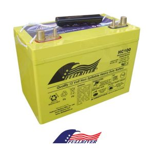 Battery FULLRIVER AGM  100Ah 950A