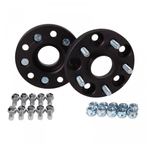 20mm Wheel Spacers - Bolt Pattern 5x120 stud (Converts to 5x112)
