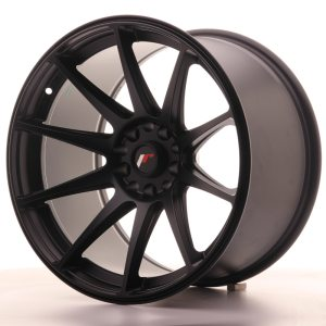 Japan Racing JR11 18x10,5 ET22 5x114/120 Flat Black